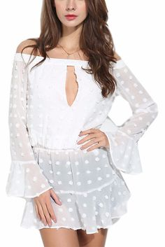 Just In Alessandra Off Th... Shop Now! http://www.shopelettra.com/products/alessandra-off-the-shoulder-keyhole-tunic-top?utm_campaign=social_autopilot&utm_source=pin&utm_medium=pin #love #ootd