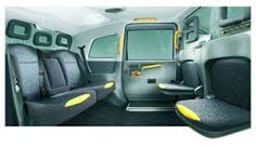 black cab interior - Google Search