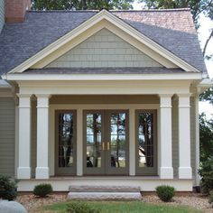 Craftsman Exterior Design Ideas, Pictures, Remodel and Decor