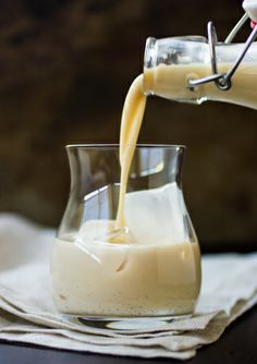 Homemade Irish Cream Liqueur, with no sketchy ingredients | The Bojon Gourmet