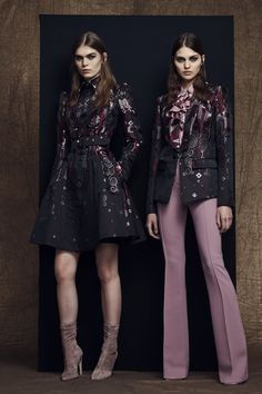 Zuhair Murad Pre-Fall 2018 Collection - Vogue