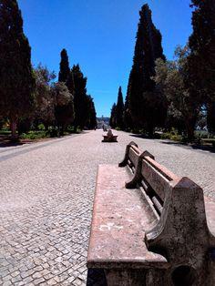 Lisbon, Sidewalk, Walkway, Walkways