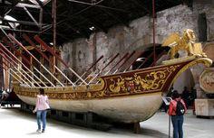 Barca del Doge www.monicacesarato.com