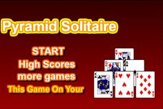 Remove all the cards from the pyramid to unlock the hidden zombie castles in your all time favorite Pyramid Solitaire, a free online card game. Play to your heart's content.