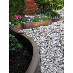 I want this for my future garden!     http://eartheasy.com/yard-garden/raised-garden-beds-kits-planters/garden-border-kit-32-long
