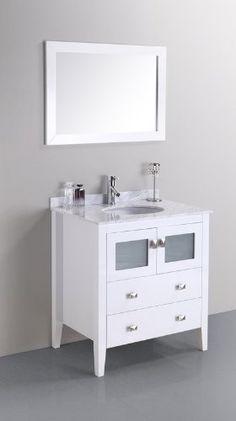 Photo Gallery On Website Virtu USA SS WM GW Inch Belize Single Sink Bathroom