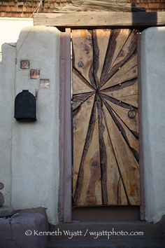 Kenneth Wyatt Photography, Santa Fe, New Mexico, doorway