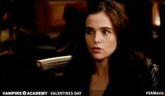 zoey deutch vampire academy gif - Google Search