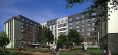 Passive affordable housing project Beach Green Dunes opens in Queens, NY | Construction Dive