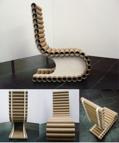 TOOB - Recicled Chair on Behance