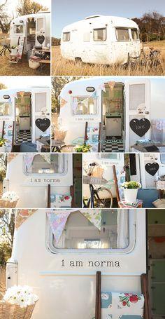 Vintage Caravan Photography  by my talented friend (c) hopecopeland.com.au   i am norma