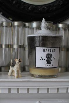 Astier De Villatte Candle