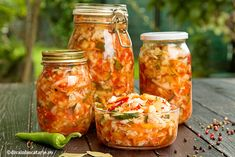 Pickling Cucumbers, Preserves, Pickles, Cooking Recipes, Favorite Recipes, Jar, Canning, Health, Ethnic Recipes