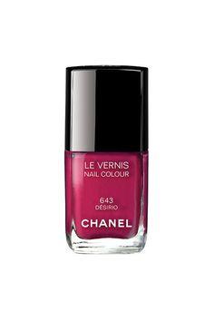 Chanel's latetst colours #643 Désirio