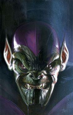 Secret Invasion #5//Gabriele Dell'Otto/D - E/ Comic Art Community GALLERY OF COMIC ART