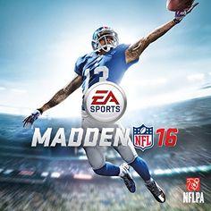 Madden NFL 16 - PlayStation 4 [Download Code]: Video Games