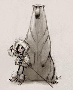 Character Sketches. Cientos de personajes para Animadores & Ilustradores. | notodoanimacion.es