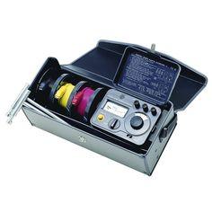 Kiểm tra điện áp pin ở máy đồng hồ đo điện trở cách điện: Khi có thông báo - + trên màn hình đồng hồ đo điện trở đất hioki hay kyoritsu 4105a thì có nghĩa là Pin đã hết điện, phép đo lúc này sẽ thiếu chính xác.