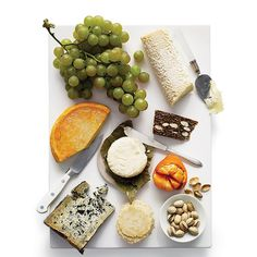 Cheese Plate Presentation Recipe