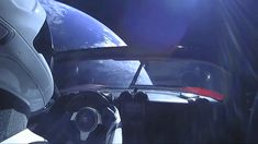 Elon Musk's SpaceX were successfully launch the Falcon Heavy rocket, and atop was Musk's personal red Tesla Roadster with 'Starman' sitting behind the wheel. Elon Musk Spacex, Elon Musk Tesla, Tesla Ceo, Tesla Roadster, Major Tom, Spacex Falcon Heavy, Space Car, Space Story, Space Photography
