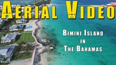Stunning aerial video of Bimini Island in the Bahamas on a beautiful day. Sun, sand, surf, oceanfront homes and yachts in the marina. Brought to you by BrightSkiesMedia.com. Your source for stunning aerial videos and beautiful aerial photography.