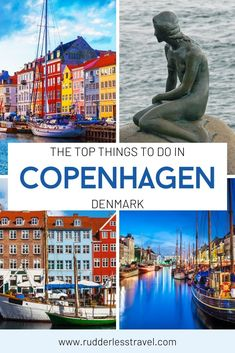 This post covers the best things to do in Copenhagen in 2 days. Explore this beautiful Euoprean city and one of the best Scandanvian capitals. #Copenhagen #Travel European Travel Tips, Europe Travel Guide, Travel Guides, Travel Destinations, Travel Abroad, Travel Couple, Family Travel, City Break Holidays, Copenhagen Travel