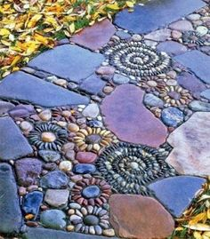 Feng Shui Inspirációk: Csigavonal, spirál