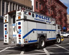 NYPD ESS, Emergency Service Squad