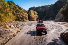 Pampanga 4×4 Jeep Ride over Lahar Landscapes of Sapang Bato, Angeles