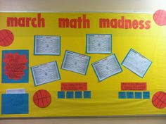 Using the brackets, we had fun completing Miss Nannini's unit- but we even took it a step further. As the tournament went on we kept track of our ...