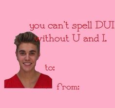 valentines day card for your friend