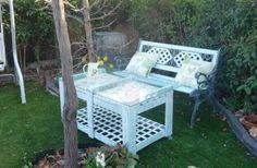 10 mesas para disfrutar al aire libre