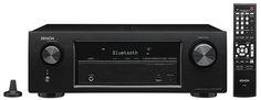 Denon AVR-X520BT  AMPLITUNER KINA DOMOWEGO 5.2 HD #denon #amplituner #kinodomowe #wzmacniacz #homecinema #amplifiers #avr520bt
