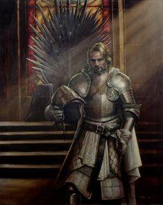 Jaime Lannister by Nordheimer.deviantart.com on @DeviantArt
