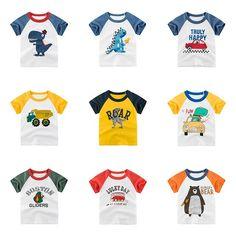 Baby Boy T Shirt, Baby Shirts, Boys T Shirts, Kids Wear Boys, Cute Sleepwear, Boys Suits, Boys Pajamas, Summer Baby, Baby Boy Newborn