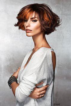 105 Meilleures Images Du Tableau Mode Coiffures Couleurs Haircolor