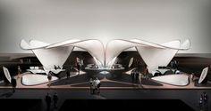 [Actu] London iconic pavilion   lianou chalvatzis architects - Arch2o @Arch2O