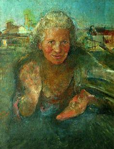 Annie Louisa Swynnerton The Vagrant