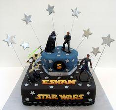 star wars birthday ideas | Best Star Wars Birthday Cakes Idea