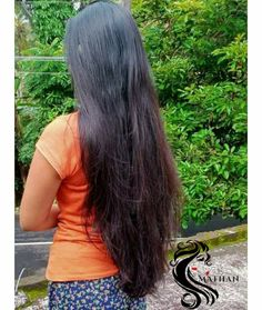 Loose Hairstyles, Indian Hairstyles, Ponytail Hairstyles, Real Rapunzel, Long Hair Ponytail, Super Long Hair, My Girl, Braids, Long Hair Styles