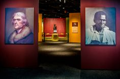 Slavery at Jefferson's Monticello, on view at the National Constitution Center, Apr. 9 – Oct. 19, 2014.