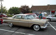 1957 Plymouth Belvedere hardtop sedan