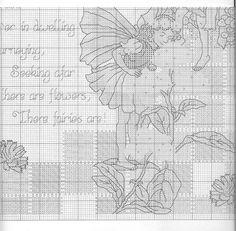 The Flower Fairies Sampler 15/22
