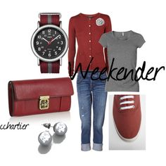 """""""Weekender"""" by cchartier on Polyvore"""