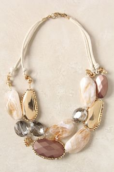 Anthropologie necklace, yes please?