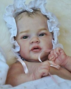 Allas-Babies-Reborn-Doll-Baby-Girl-Mary-Ann-Natali-Blick-IIORA-sold-out-L-E