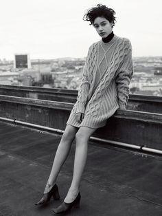 'The Beat Generation': by Karim Sadli for Vogue UK October 2015   The Fashionography