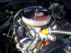 1967 CHEVY CHEVELLE SS 427
