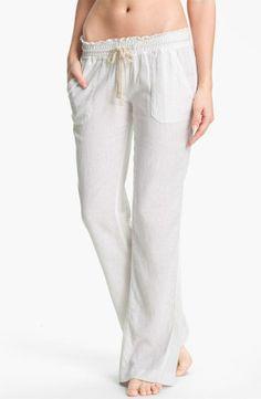 Love these beach pants | Roxy