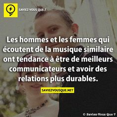 Saviez Vous Que? | Tous les jours, découvrez de nouvelles infos pour briller en société ! True Facts, Funny Facts, Things To Know, Did You Know, Secret Of Love, Little Things Quotes, Life Words, Favorite Words, English Quotes